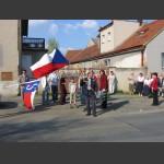 vlajky vlají