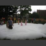 připravili pro děti zábavu